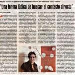entrevista Página 12