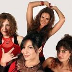 Mavi Díaz & Las Folkies en el Festival de la Chacarera