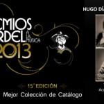 Hugo Díaz | Antología ganadora en los Premios Gardel 2013